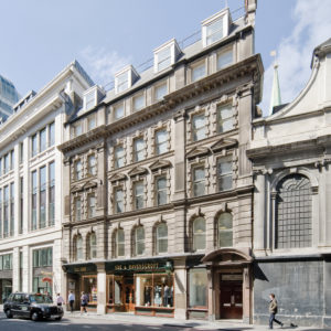 1 Gracechurch Street exterior