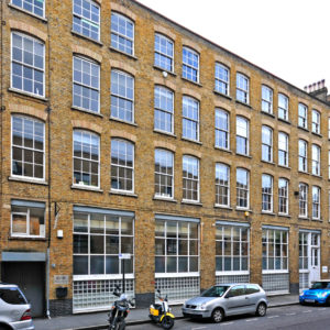 10-22 Vestry Street building view