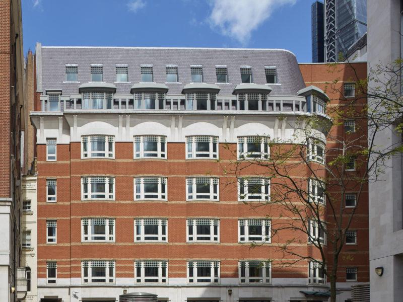1 George Yard building exterior