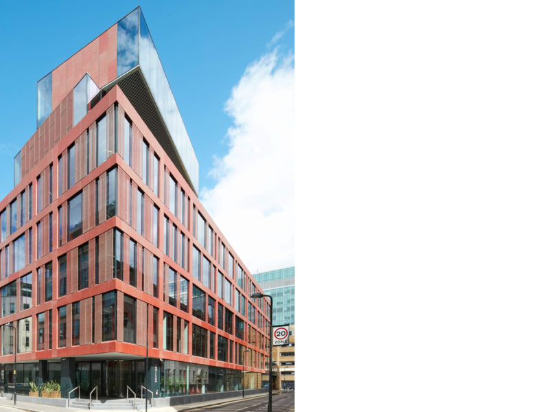 70 Wilson Street building exterior