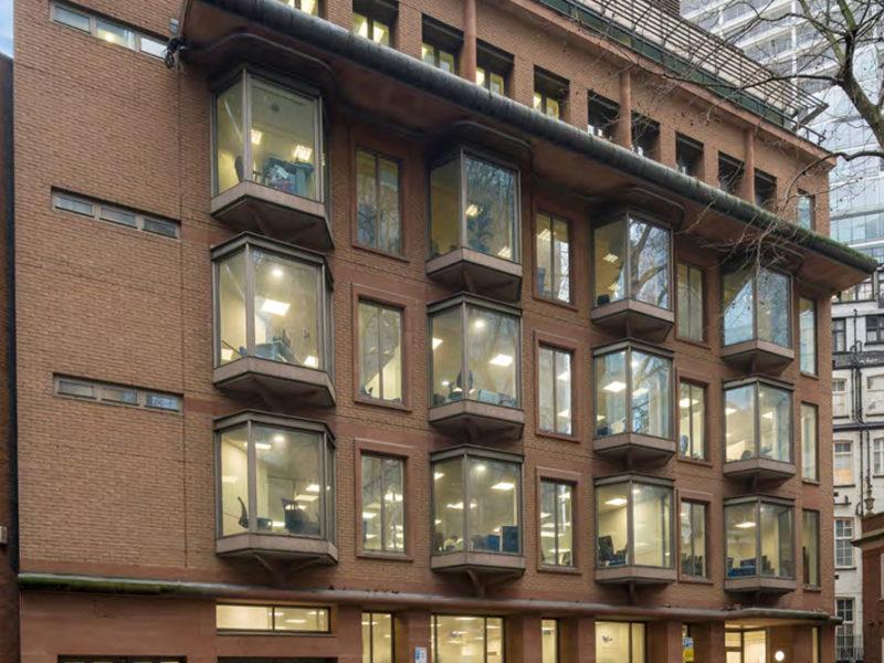 35 Great St Helen's building exterior