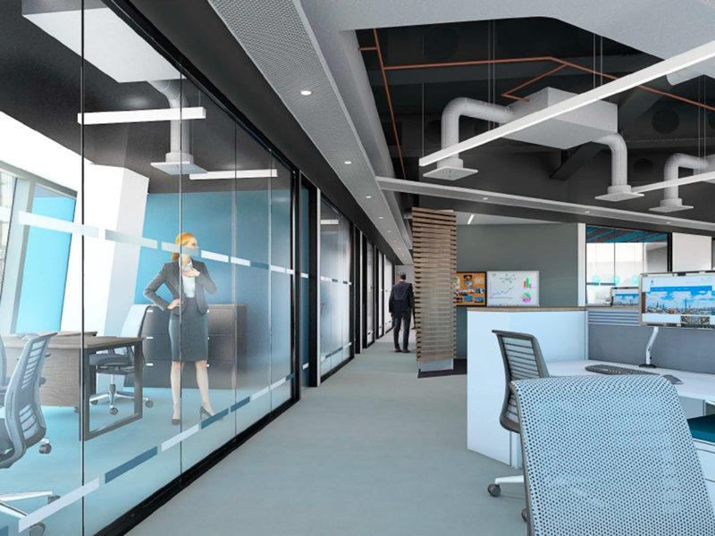 The Scalpel office CGI 2
