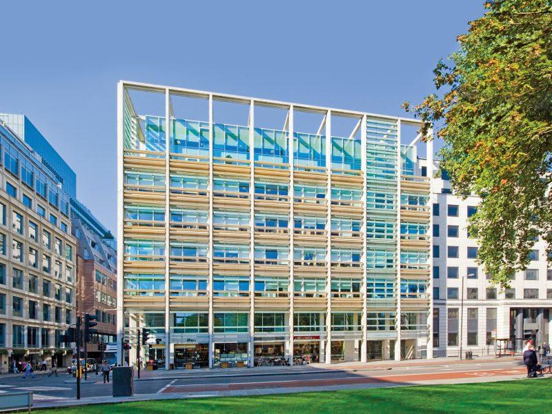 1 Finsbury Square exterior view