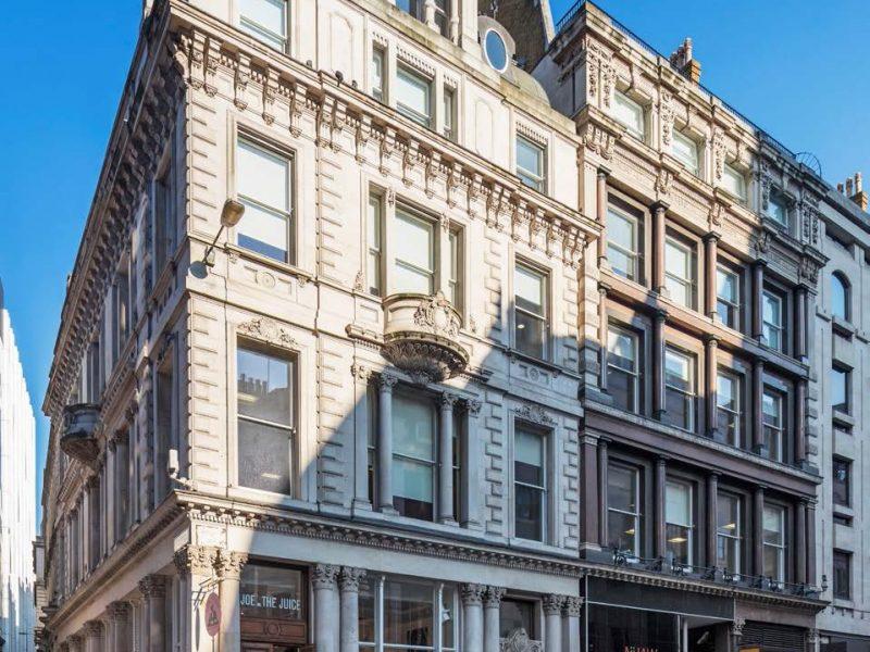Exterior building view